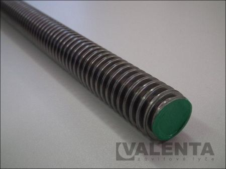 Trapezoidal rods - stainless steel 1.4301