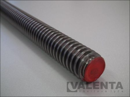 Trapezoidal rods - stainless steel 1.4401-4